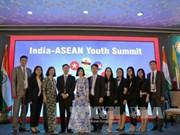 印度东盟青年高级会议拉开序幕
