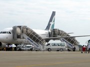 金兰国际航空港国际航站楼将于明年第二季度投运