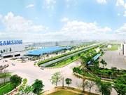 年初至今北宁省各工业区吸引投资额近30亿美元