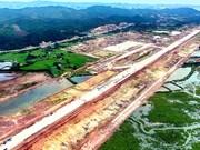 广宁省着力加快云屯国际航空港施工进度