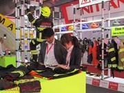 2017年越南消防救灾技术与设备国际展览会正式开幕