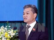 """越南授予韩国驻越大使馆公使兼总领事 """"致力于各民族和平与友谊""""纪念章"""