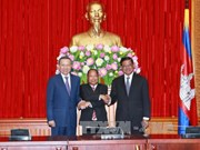 越老柬三国公安力量加强合作