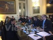 阿根廷-越南议员友好小组正式成立