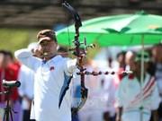 第29届东南亚运动会:越南体育代表队获得一枚射箭铜牌