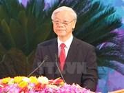 越共中央总书记阮富仲即将对印尼进行正式访问和对缅甸进行国事访问