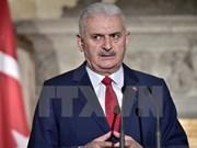 土耳其总理即将对越南进行正式访问