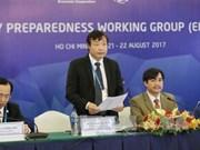 2017年APEC 会议: 越南呼吁各国采取果断措施做好各项备灾工作