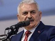 土耳其总理访越:进一步促进越土关系发展