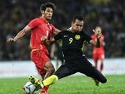 第29届东南亚运动会男足比赛:马来西亚男足队提前晋级半决赛