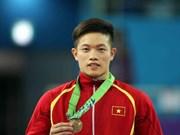 第29届东南亚运动会:邓南为越南体育代表团夺得第九枚金牌