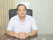 越南平顺省国会代表团对老挝进行工作访问