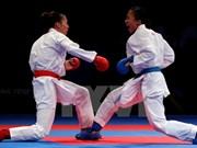 第29届东运会:田径和空手道运动员为越南夺金