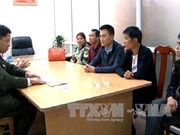 广宁省对7名非法入境中国公民进行处罚