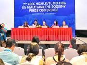 2017年APEC第三次高官会进入第七天  各项活动成果显著