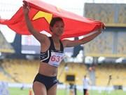第29届东运会:越南田径和跆拳道运动员连续夺得奖牌