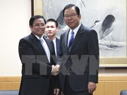 深化越南共产党同日本共产党的交流与合作