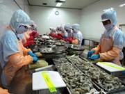 前八个月越南水产品出口金额达51.3亿美元