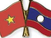 """""""老挝安全部与越南公安部间合作关系""""图片展在老挝万象正式开幕"""