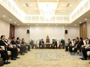 胡志明思想与凯山·丰威汉思想成为越老两国思想的基础