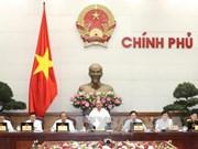 阮春福:在9月份着手解决简化行政审批程序中所存在的问题