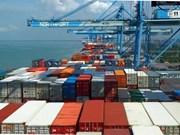 2017年前8月越南贸易逆差为21.3亿美元