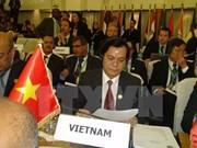 越南出席东亚-拉美合作论坛外长会议