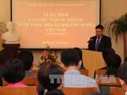 越南驻德国和加拿大大使馆举行国庆72周年纪念活动