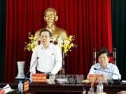 越南国会副主席冯国显:大力推进九龙江三角洲地区的区域互联互通