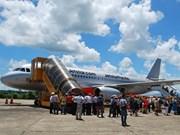 捷星太平洋航空公司正式开通河内至大阪和岘港至大阪两条直达航线