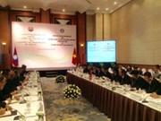 越南与老挝加强农业合作