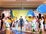 越南驻老挝大使馆举行活动 庆祝8月革命和9•2国庆节