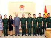 联合国继续为越南维和领域提供支持