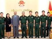 联合国协助越南增强维和部队的能力