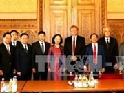 进一步加强越南共产党与匈牙利社会党的关系