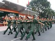 越南出席第20届亚太国防军司令会议