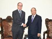 政府总理阮春福会见奥地利驻越大使洛伊德尔