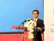 武德儋副总理:越南应大力推进第四次工业革命进程