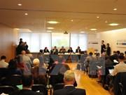 欧盟企业期待越南与欧盟自由贸易协定早日达成