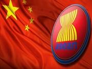 中国重视与东盟的经贸合作