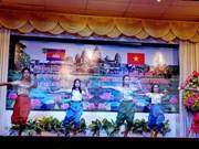 越柬两国青年联合会加强合作