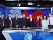 越通社与柬新社加强合作