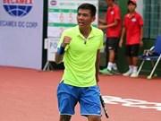 ATP最新排名:李黄南上升3位