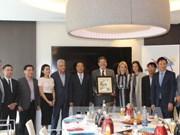 岘港市欢迎法国高新技术企业前来投资