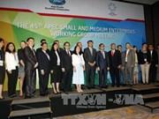 2017 APEC:中小型企业是亚太地区经济增长的动力