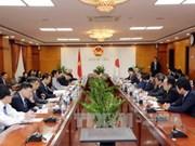 越南与日本深化工业、贸易和能源等领域的合作