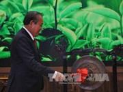 张和平副总理:越南对外政策中越中关系是头等优先