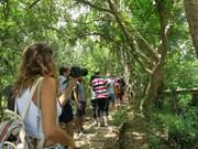 泰山岛居民开展生态旅游