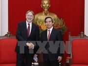 博纳德•朗耶:力争2018年夏季通过《欧盟与越南自由贸易协定》