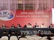 第38届东盟议会联盟大会:越南提出推进东盟经济共同包容性增长的建议
